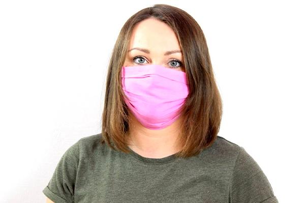 Самый простой и быстрый способ пошива защитной многоразовой маски