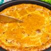 Нежный заливной ленивый пирог = полноценный ужин