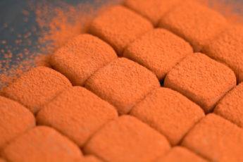 Трюфельные шоколадные конфеты из 2-х ингредиентов