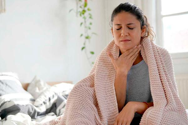 2 метода лечения боли в горле